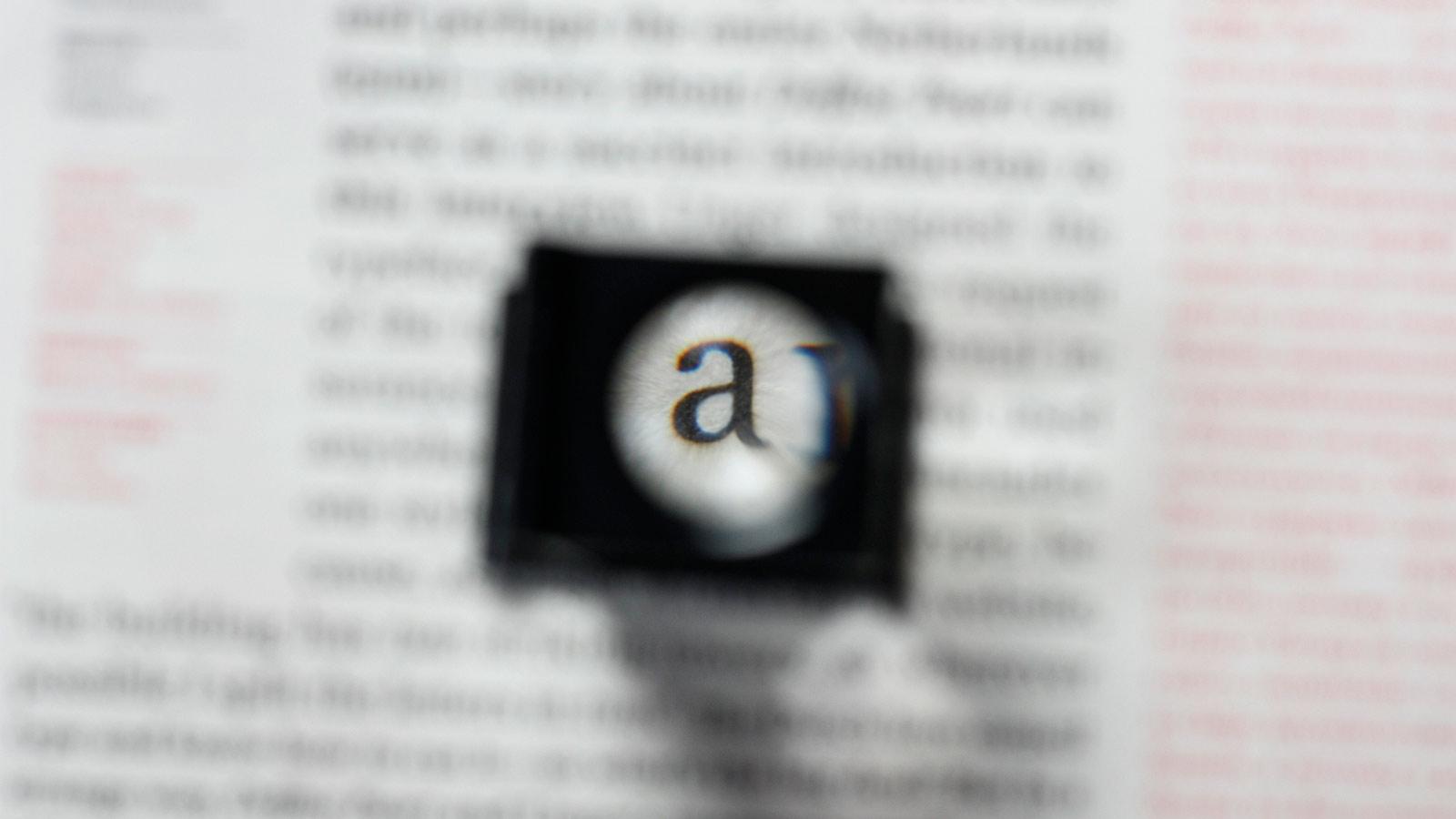 Book typefaces
