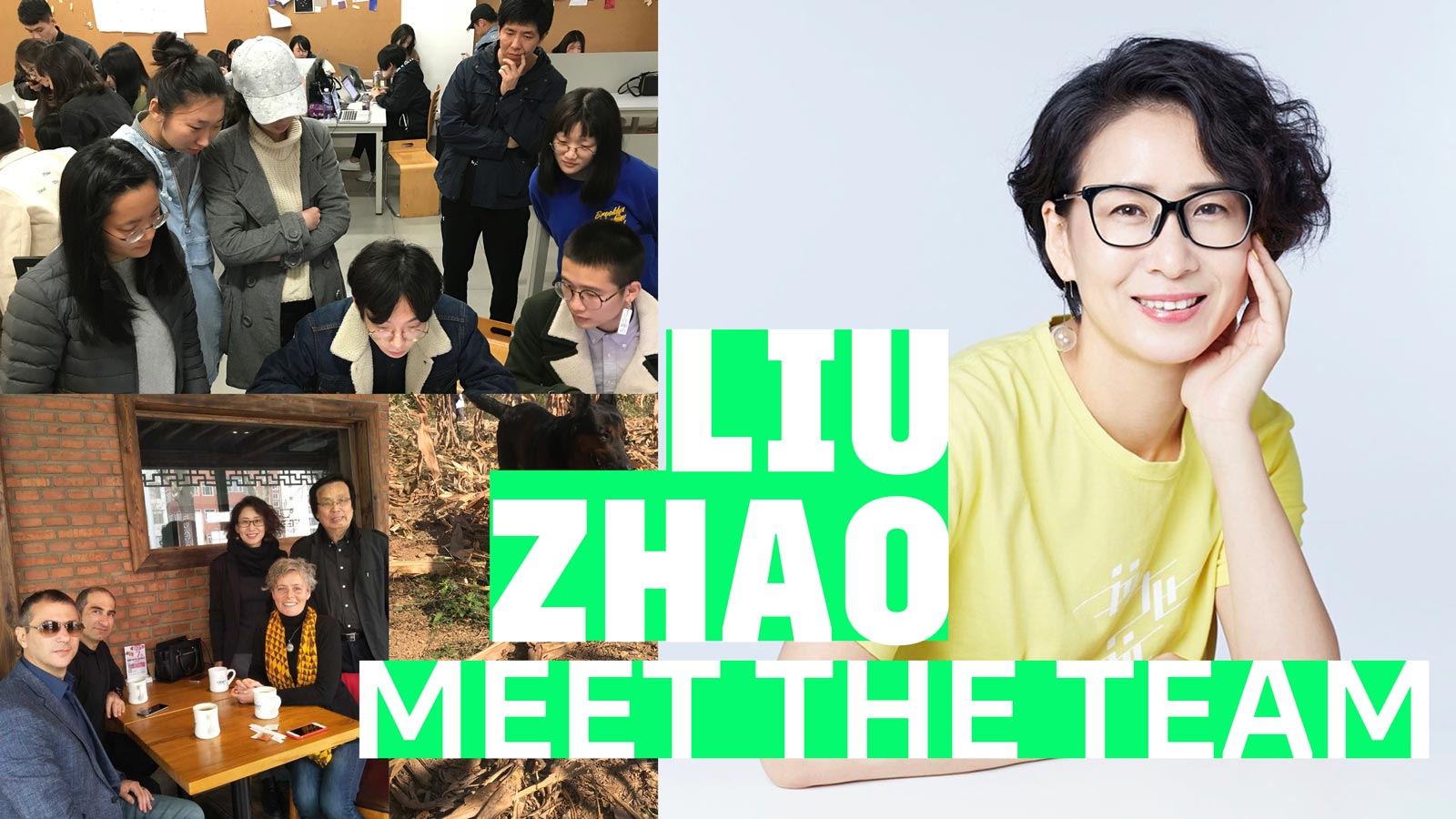 Meet the team: Liu Zhao
