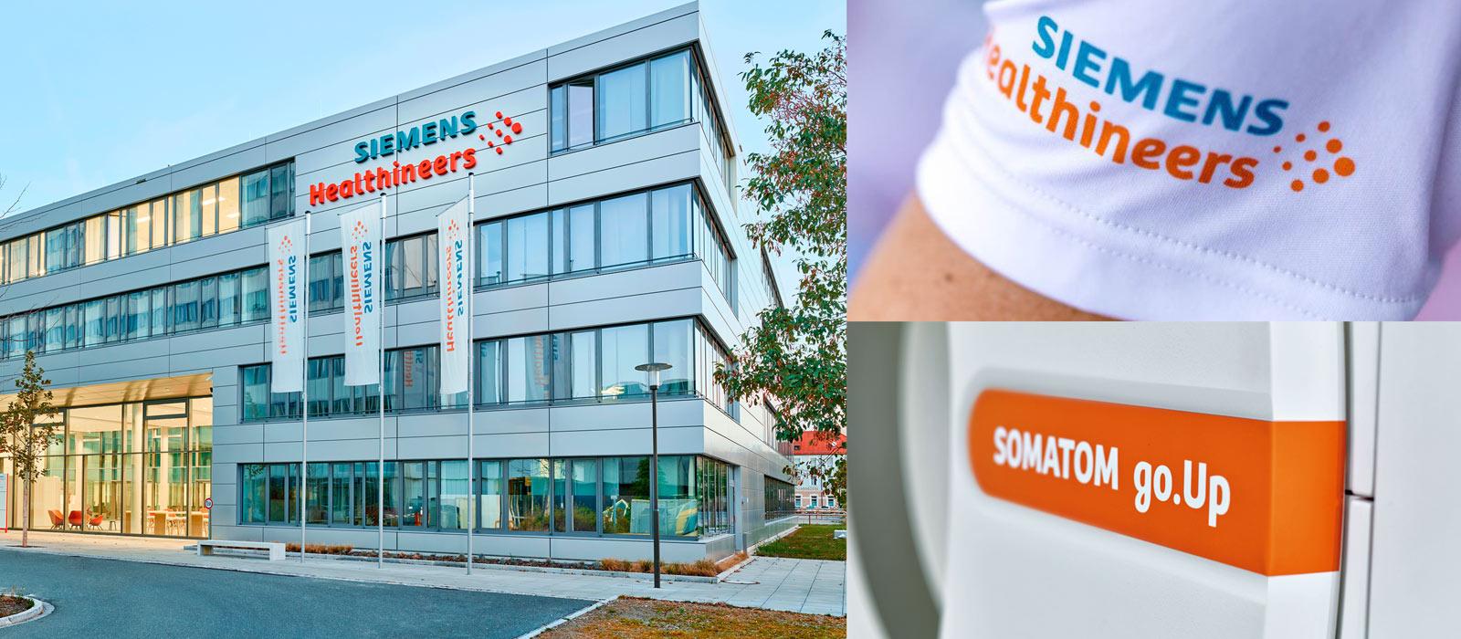 Custom Bree for Siemens Healthineers