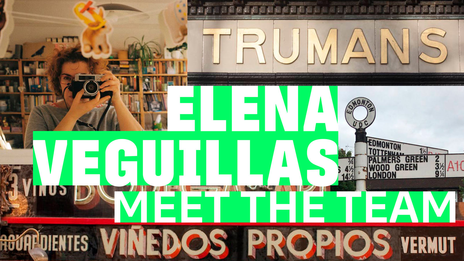 Meet the team: Elena Veguillas