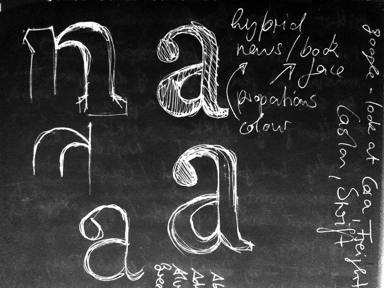 The making of Literata 3