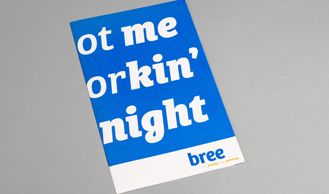 Bree and Bree Serif Specimen