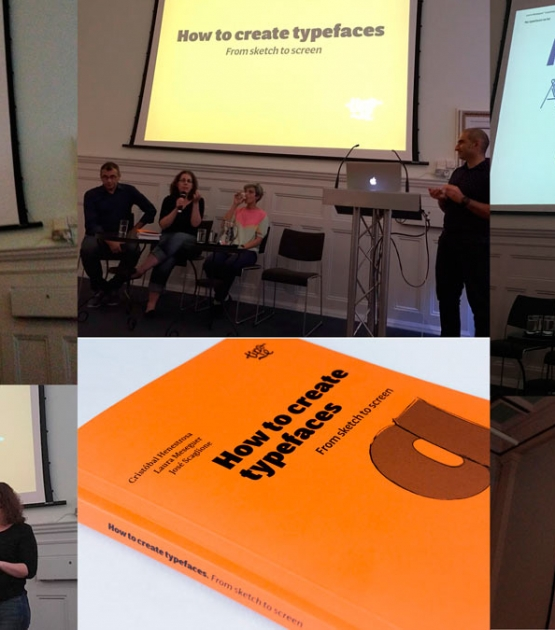 StBride Book launch: 'How to Create Typefaces'
